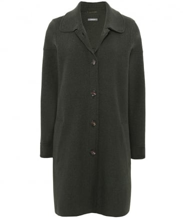 Wool Saphir Pocket Coat