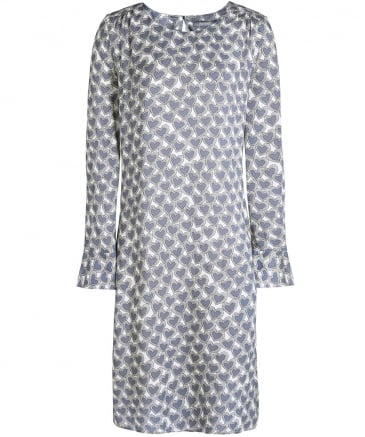 Lisa Heart Print Dress