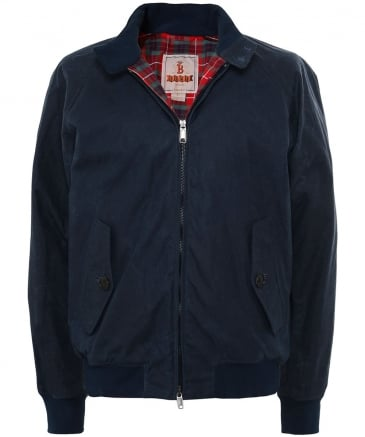 Scottish Oil Skin G9 Winter Harrington Jacket