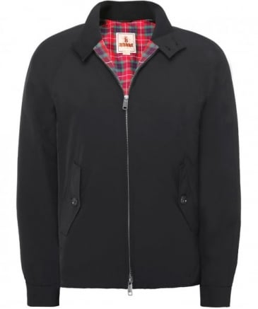 G4 Modern Classic Harrington Jacket