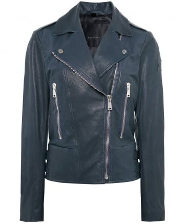 Leather Marving Jacket