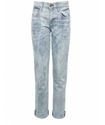 Cropped Roller Jeans