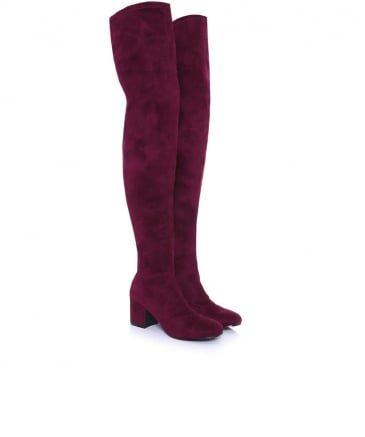 Melinda Thigh High Boots