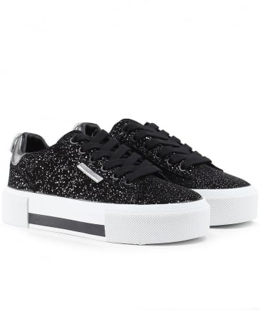 Speckled Suede Tyler Trainers