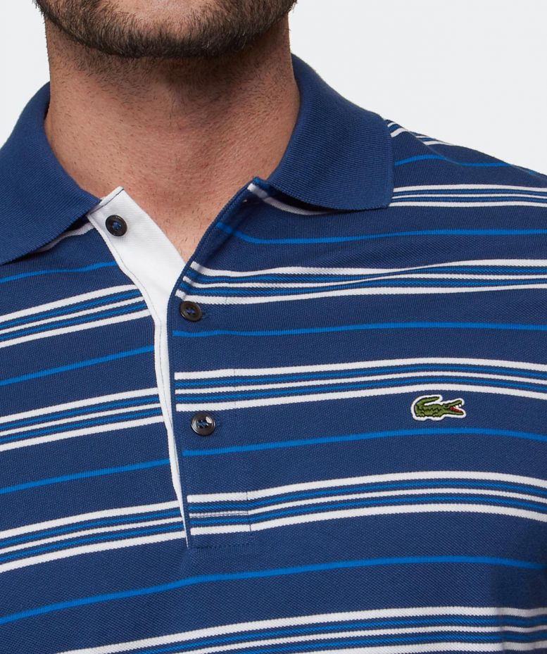 ... lacoste regular fit striped polo shirt p801240 1896190 image 1ad7da834fc1