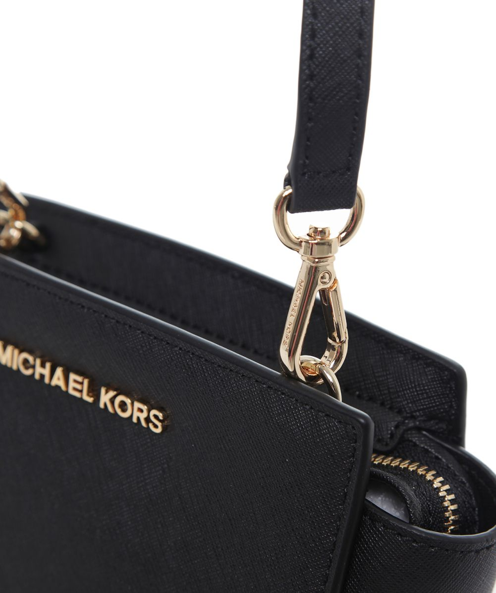 michael kors selma mini shoulder bag available at jules b. Black Bedroom Furniture Sets. Home Design Ideas