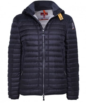 Alvin Quilted Down Jacket