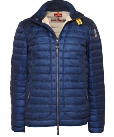 Quilted Arthur Down Jacket
