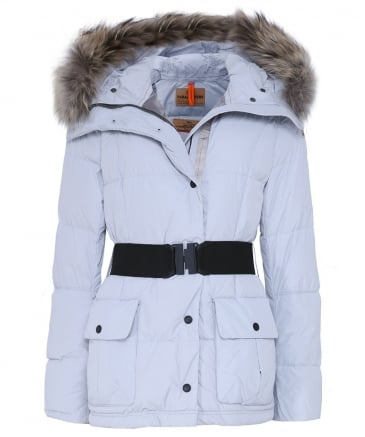 Fur Trim Margie Down Jacket