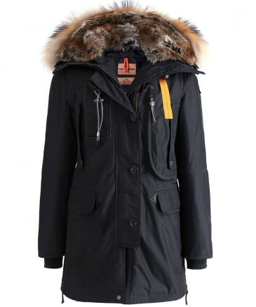 Long Kodiak Hooded Parka