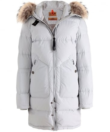 Light Bear Long Down Jacket