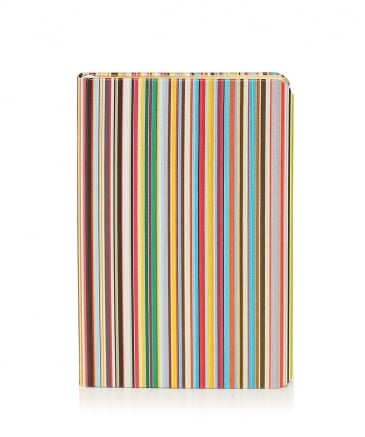 Striped Pocket Notebook