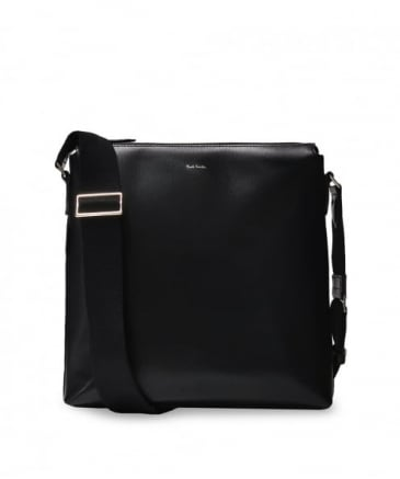 Leather New City Cross Body Bag