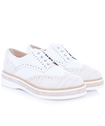 Leather Bogota Brogues