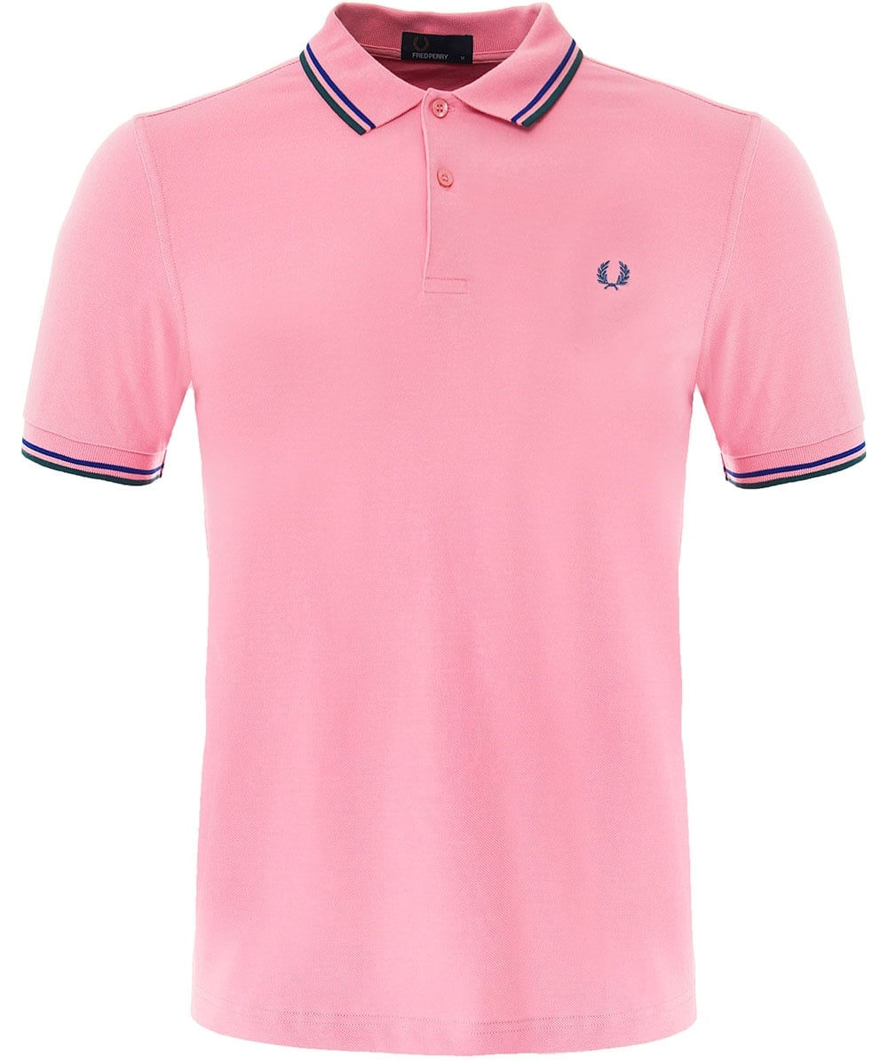 346cf968afd Fred Perry Rose Twin Tipped M3600 D20 Polo Shirt