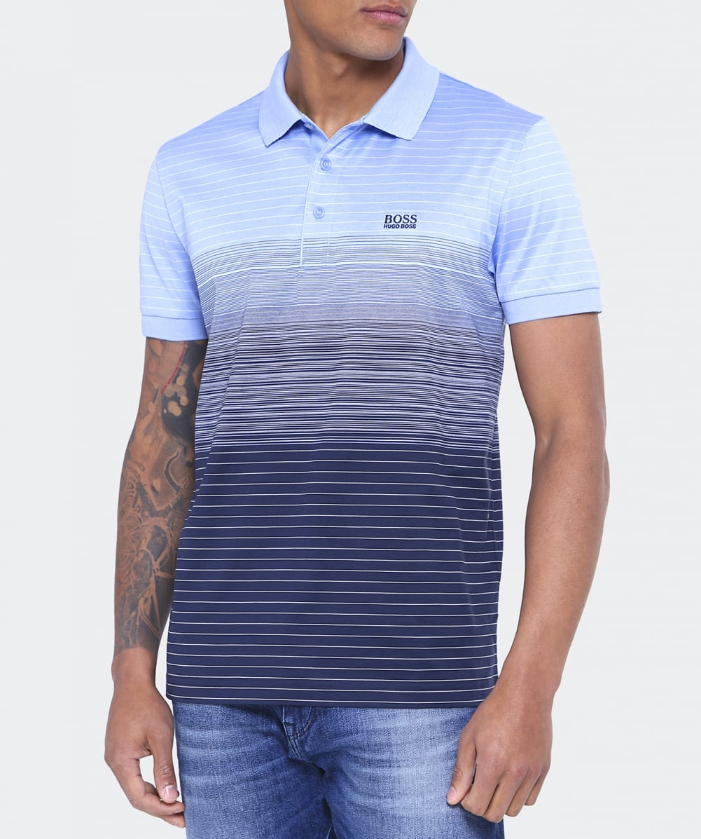 Striped 3 Regular Shirt Polo Fit Paddy 6Ygv7bmIfy