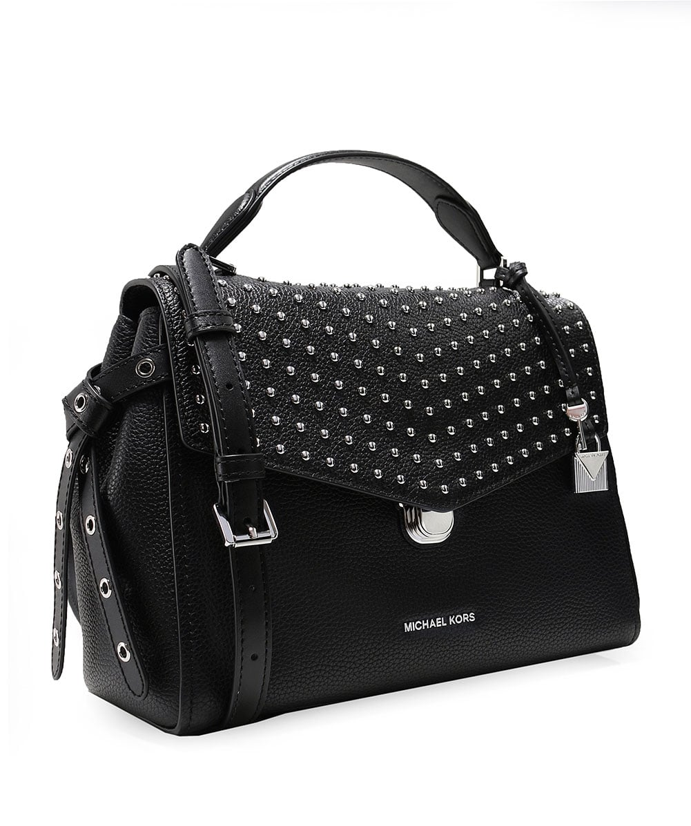 Leather Bristol Studded Studded Leather Satchel Satchel Studded Studded Bristol Leather Satchel Leather Bristol Leather Bristol Studded Satchel IqFSCwn