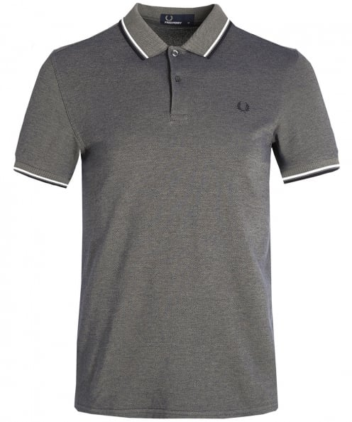 Fred Perry double pointe chemise polo m3600
