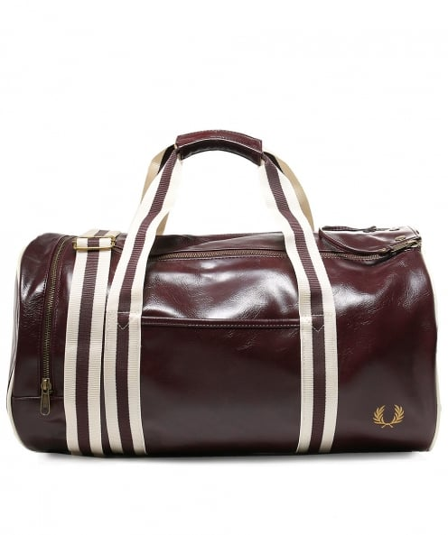 Fred Perry sac baril classique