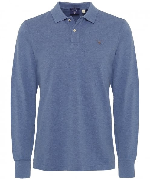 Gant Regular fit polo manches longues