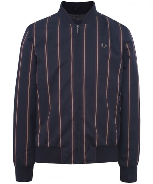 Fred Perry Blouson rayé