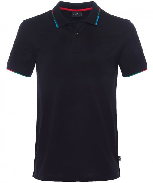 PS by Paul Smith coton à pointe polo shirt