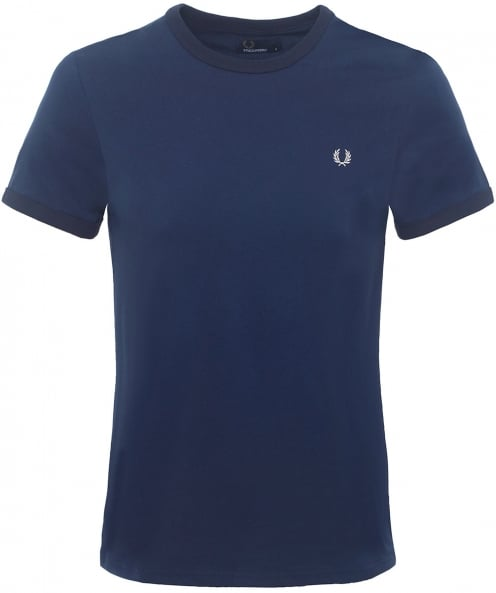 Fred Perry sonnerie de Crew neck t-shirt