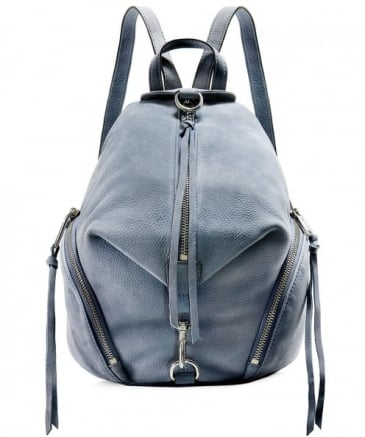 Medium Nubuck Julian Backpack