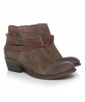 Horrigan Leather & Suede Boots