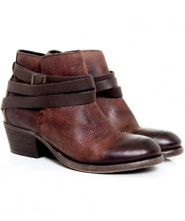 Horrigan Calf Leather Boots
