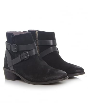 Meeya Suede Ankle Boots
