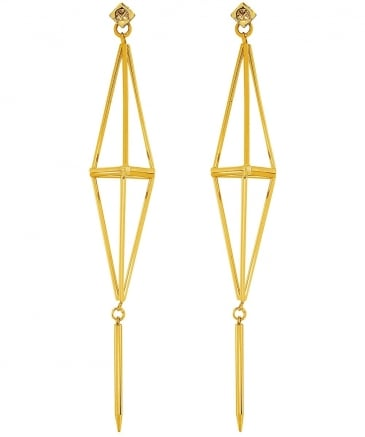 Tempest Drop Earrings