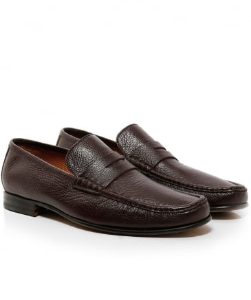 Leather Sorrento Loafers
