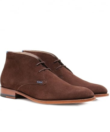 Suede Waddell Chukka Boots