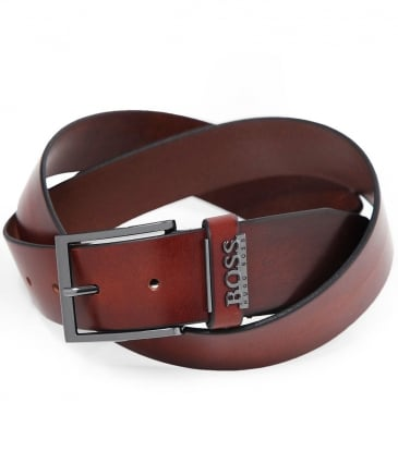 Leather Senol Belt
