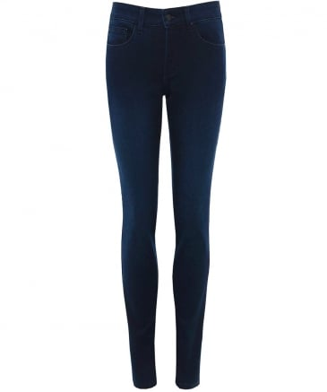 Washed Alina Denim Leggings