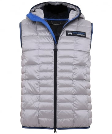 Hooded Down Gilet