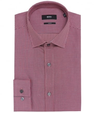 Slim Fit Patterned Isaak Shirt