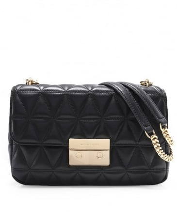 Quilted Leather Sloan Shoulder Bag
