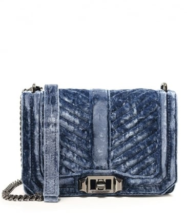Velvet Small Love Crossbody Bag