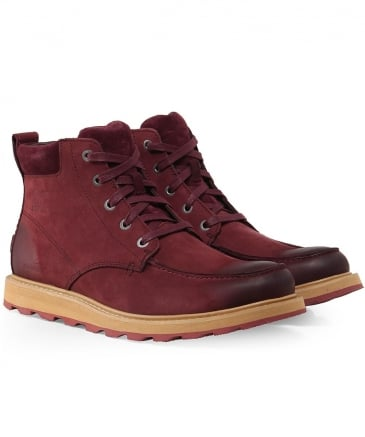 Nubuck Leather Madson Boots