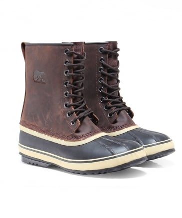 Leather Premium T Boots