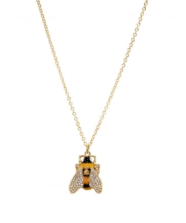 Bumble Pendant Necklace