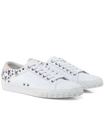 Studded Leather Dazed Trainers