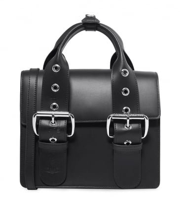 Leather Alex Medium Handbag