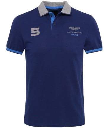 Slim Fit AMR Polo Shirt