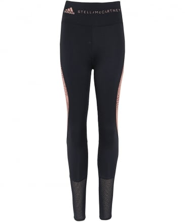 Train Mesh Insert Leggings