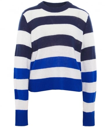 Striped Cashmere Annika Jumper