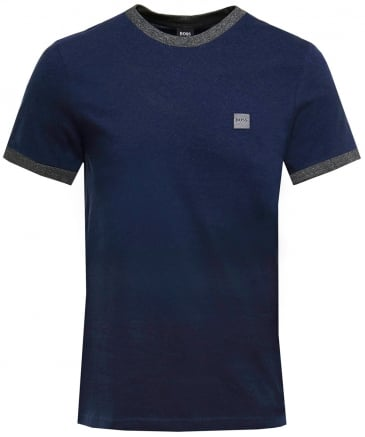Crew Neck Topical T-Shirt