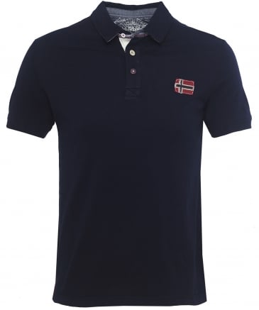 Jersey Eloth Polo Shirt
